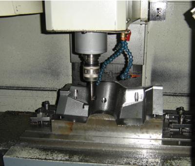 Dịch vụ phay CNC